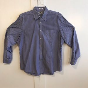 Express classic fit men's dress shirt